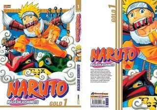 Naruto Gold Mangá Vol 1 Até 40. A Partir De (cada)