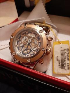 Reloj Invicta Subaqua Reserve 12907 Oro Rosa