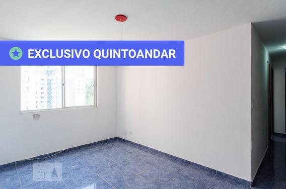 Apartamento No 12º Andar Com 2 Dormitórios E 1 Garagem - Id: 892967537 - 267537