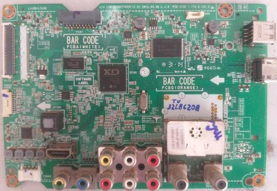 Placa Principal Da Tv LG 32lb620b
