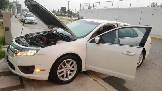 Ford Fusion Se L4 At 2011