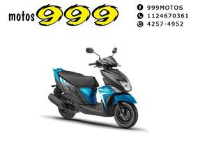 Scooter Yamaha Ray Zr 115 115cc 2017 0km - Financiamos!