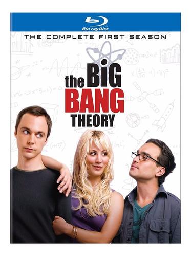 Blu Ray Big Bang Theory 1ra Temporada 100% Original Y Nuevo
