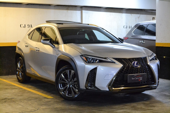 Lexus Ux250h F Sport - Híbrido - Único Dono - 2019