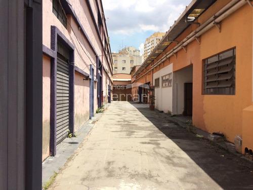 Imagem 1 de 15 de Galpão Em Santana Com 1500m²  - Cf13245