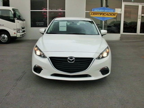 Mazda 3 Sedan I 2.0 Automatico 2016