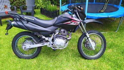 Honda Xr 125 L. Modelo 2012