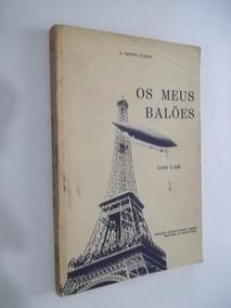 Livro - Os Meus Balões - Dans L