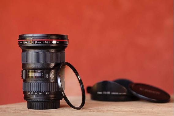 Lente Canon 16-35mm F/2.8