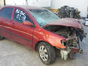 Corolla Toyota 2008..........accidentado.........yonkes