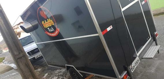 Ranger 2.3 2008 31,900 Mais Trailer Food Truck 30,000
