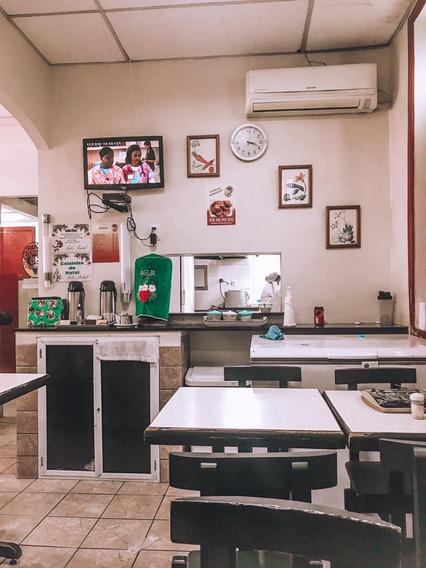 Restaurante Totalmente Equipado Em Excelente Localização