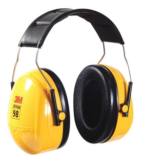 Protectores Auditivos De Seguridad, Trabajo Etc 3m H9a