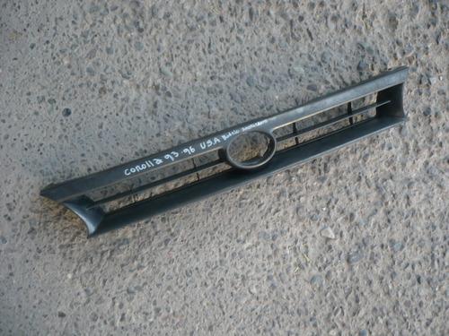 Mascara Dañada Corolla 1995 Modelo Americano Lea Descripción