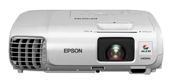 Proyector Video Beam Epson Powerlite 98 Xga 3000l Hdmi A3350