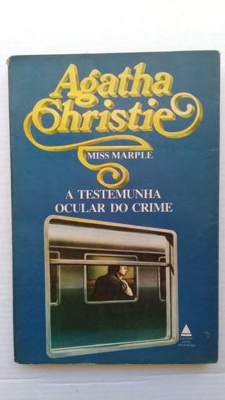 Livro: A Testemunha Ocular Do Crime - Agatha Christie