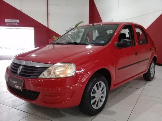 Renault Logan 1.0 Authentique 2012 16v