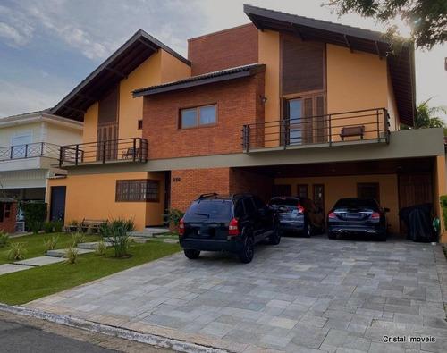 Imagem 1 de 11 de Casa Para Venda, 5 Dormitórios, Alphaville - São Paulo - 23944