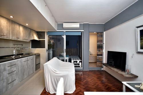 Venta Apartamento 1 Dormitorio Terraza En Centro.