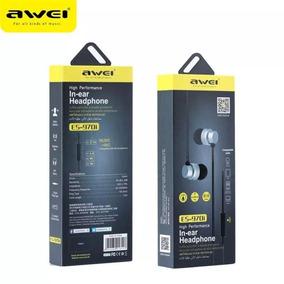 Fone De Ouvido Headphone Awei Es-970i