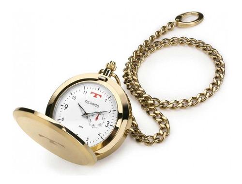 Relógio De Bolso Technos  1l45bb 4b