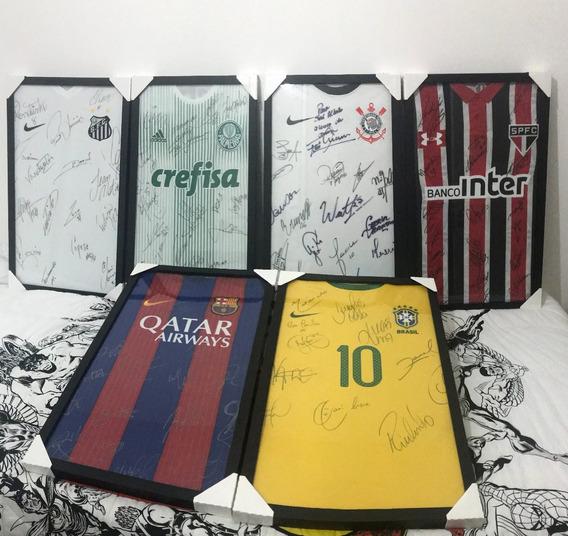 Quadro Camisa Futebol Promoção Somente São Paulo