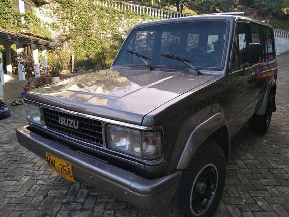 Camioneta Campera Isuzu 4 Puertas Modelo 1988
