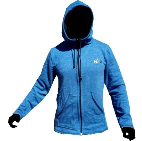 Id369 Buzos Campera Blue Matrix Activewear Hartl Semi Suelto