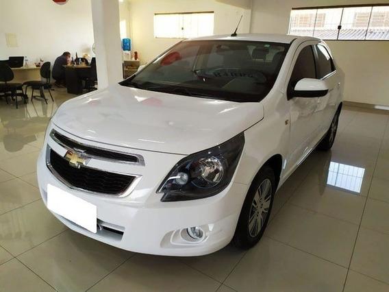 Chevrolet Cobalt Ltz 1.8 Branco 8v Flex 4p Manual 2013