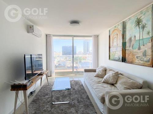 Alquiler Apartamento 2 Dormitorios Con Terraza Y Garaje   Villa Biarritz