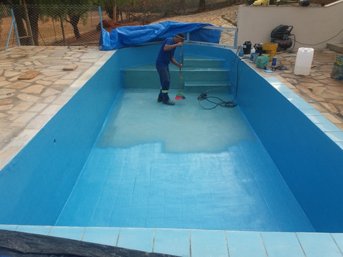 Imagem 1 de 5 de Reforma Completa Piscinas E Caixas D'água - Minas Gerais