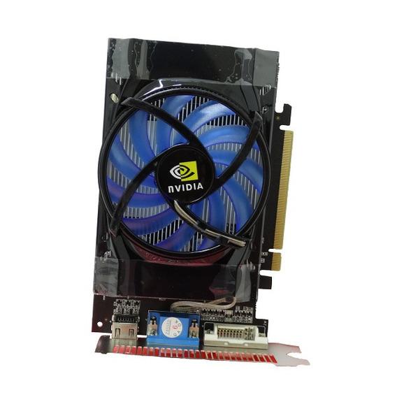 Placa De Video 1gb Geforce Gf9600 Ddr3 400mhz 64 Bit Hdm