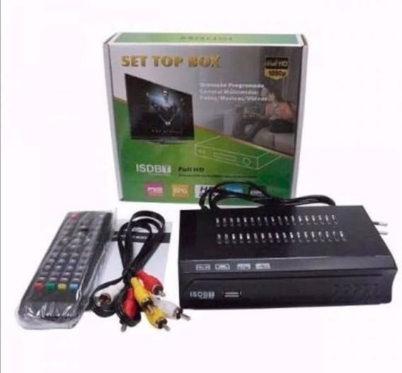 Conversor Digital Full Hd 1080p. Set Top Box