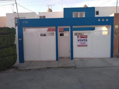 Casa Sola En Venta V.n.s.a. Sector Encinos