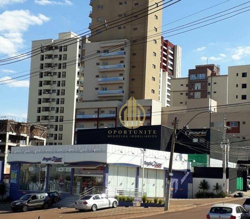Imagem 1 de 12 de Apartamento Com 1 Dormitório À Venda, 40 M² Por R$ 179.000,00 - Nova Aliança - Ribeirão Preto/sp - Ap1537