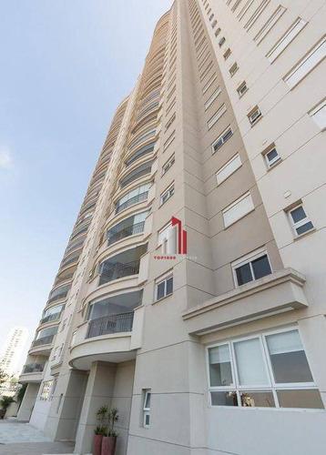 Apartamento À Venda, 110 M² Por R$ 1.198.000,00 - Jardim Aeroporto - São Paulo/sp - Ap1244