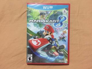 Videojuego: Mario Kart 8 Usado Wii U