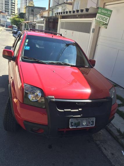 Ecosport Xlt 1.6 Flex, 2007, 73500 Km, Única Dona