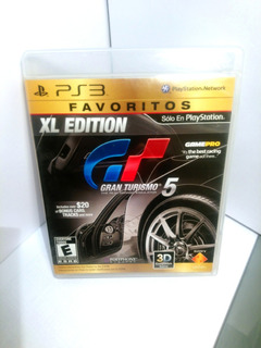 Ps3 Gran Turismo 5 - The Real Driving Simulator