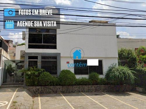 Imagem 1 de 2 de Sobrado Com 2 Dormitórios Para Alugar, 250 M² Por R$ 20.000,00/mês - Pacaembu - São Paulo/sp - So0227