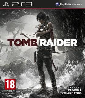 Tomb Raider Ps3 Español Digital Tenelo Hoy!!