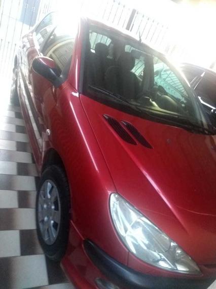 Peugeot 206,ano 2008,4 Portas Completo,otimo Estado.