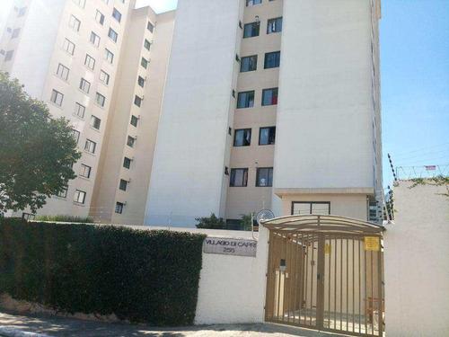 Imagem 1 de 15 de Apartamento Com 2 Dorms, Vila Campestre, São Paulo - R$ 328 Mil, Cod: 192 - V192