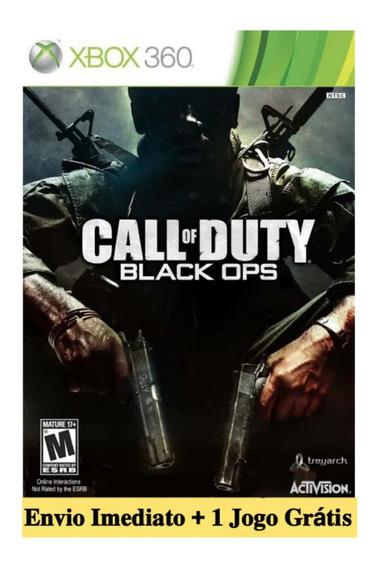Call Of Duty Black Ops 1 Midia Digital Xbox One