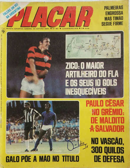 Revista Placar N° 461 - 23.02.1979