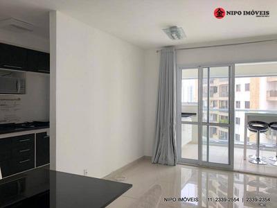 Studio Com 1 Dormitório À Venda, 52 M² Por R$ 550.000 - Vila Regente Feijó - São Paulo/sp - St0008