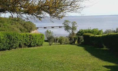 Casa En Las Cañas Sobre Barranca Del Río Uruguay