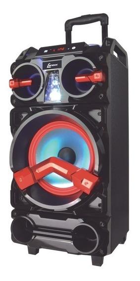 Caixa Amplificada Lenoxx Ca390 Bluetooth 500w Bat Até 2h