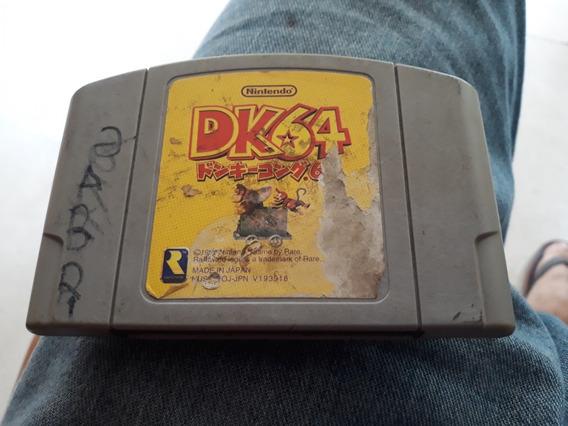 Dk 64 Nintendo 64 Japones