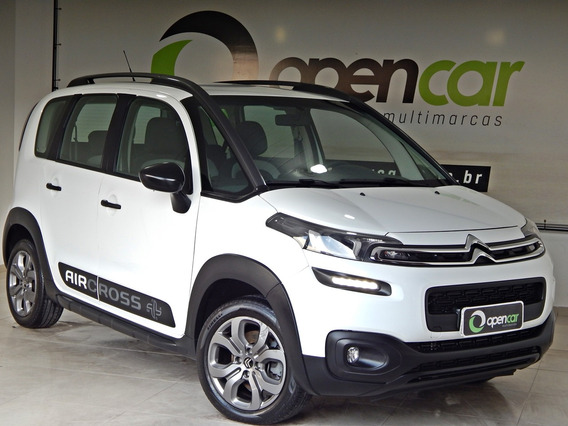 Citroen Aircross Live 1.6 16v. Manual Único Dono